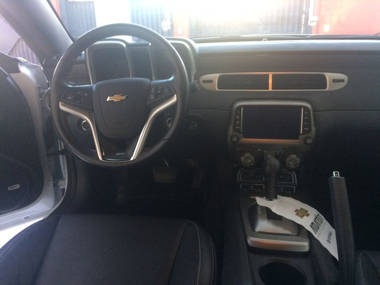 Chevrolet Camaro 6.2 2SS (Aut) - Foto #5