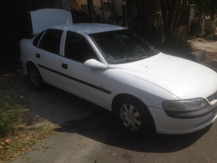 Chevrolet Vectra GLS 2.0 MPFi - Foto #9