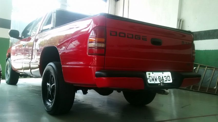 Dodge Dakota Sport 3.9 V6 - Foto #9