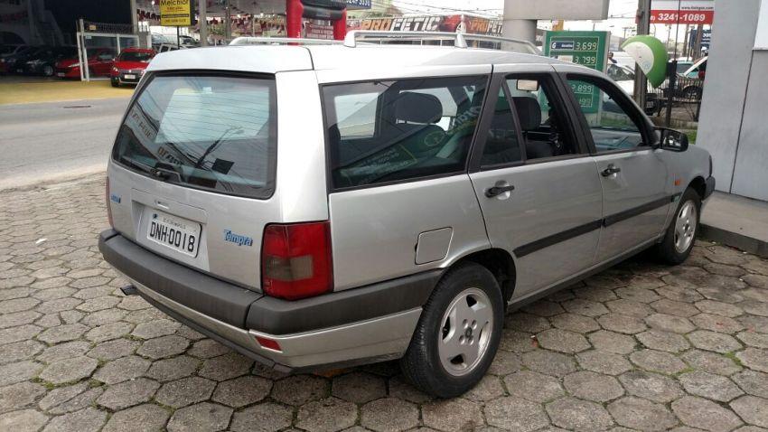 Fiat Tempra SW SLX 2.0 IE - Foto #4