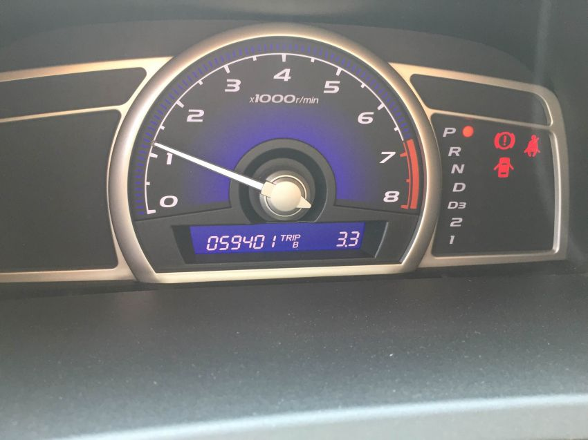 Honda Civic LXS 1.8 i-VTEC (Flex) (Aut) - Foto #1