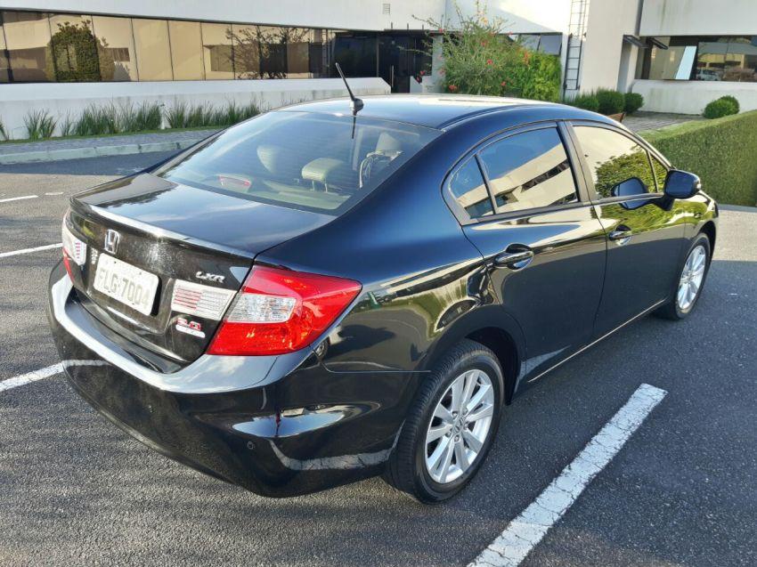 Honda Civic LXR 2.0 i-VTEC (Flex) (Aut) - Foto #4