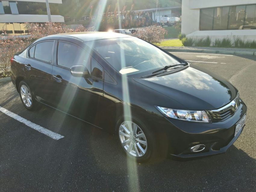Honda Civic LXR 2.0 i-VTEC (Flex) (Aut) - Foto #6