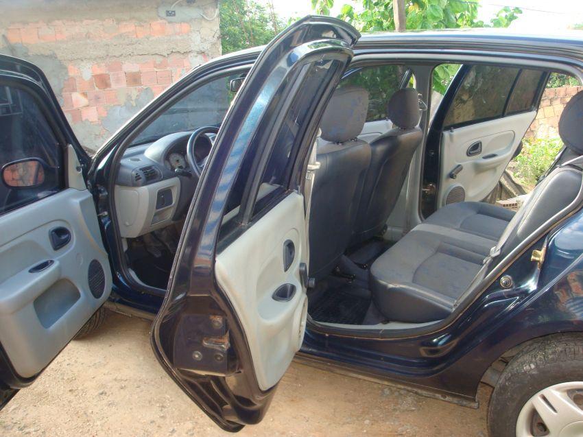 Renault Clio Hatch. Authentique 1.6 16V (flex) 4p - Foto #4
