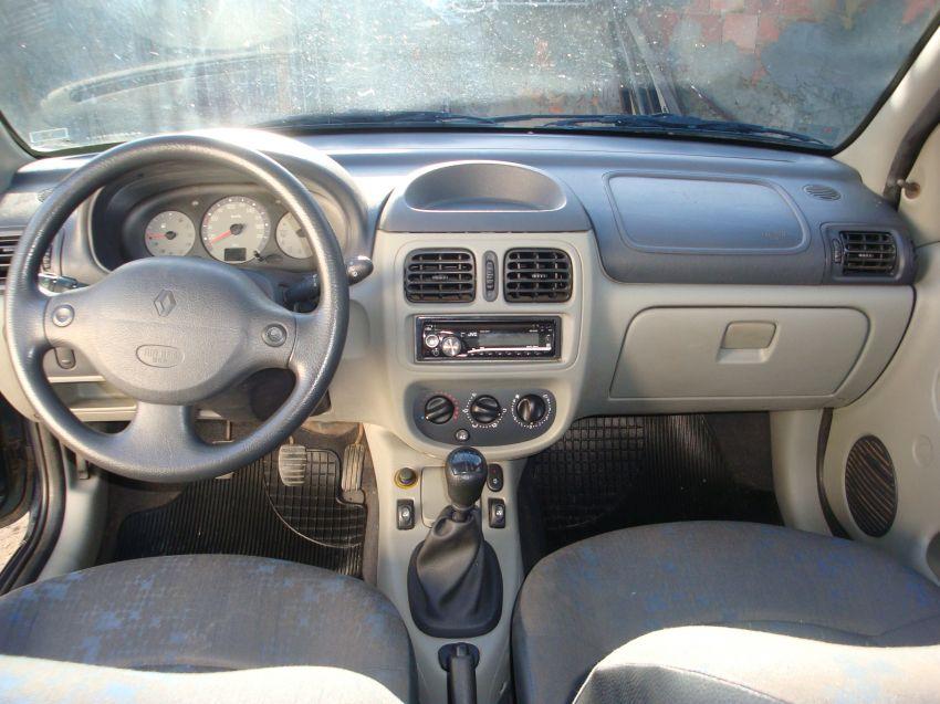 Renault Clio Hatch. Authentique 1.6 16V (flex) 4p - Foto #5