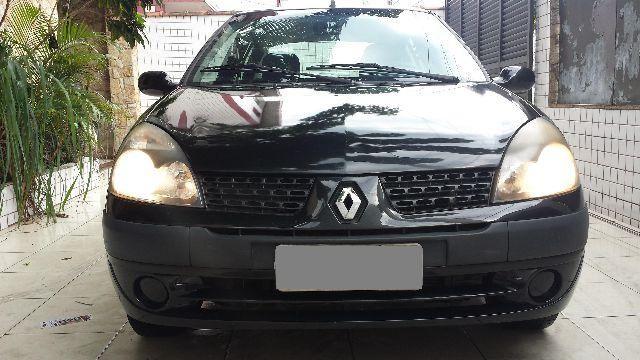 Renault Clio Sedan Alizé 1.6 16V (flex) - Foto #8