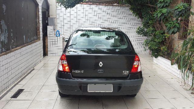 Renault Clio Sedan Alizé 1.6 16V (flex) - Foto #10