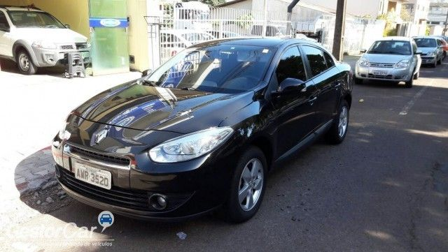 Renault Fluence 1.6 16V Expression (Flex) - Foto #2