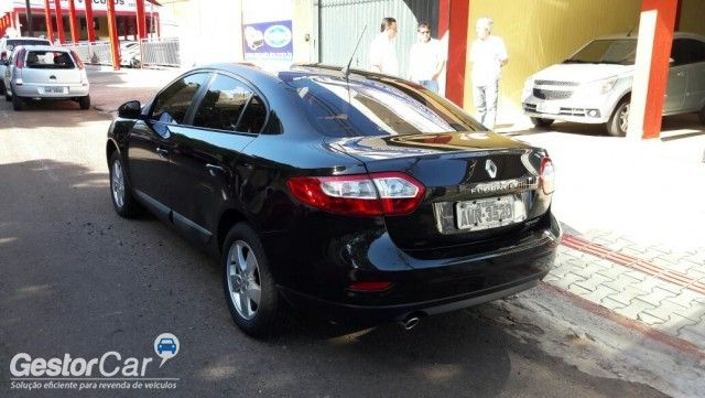 Renault Fluence 1.6 16V Expression (Flex) - Foto #4
