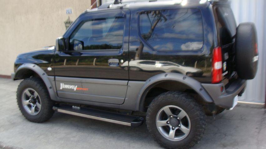 Suzuki Jimny 1.3 4WD 4Sport - Foto #8