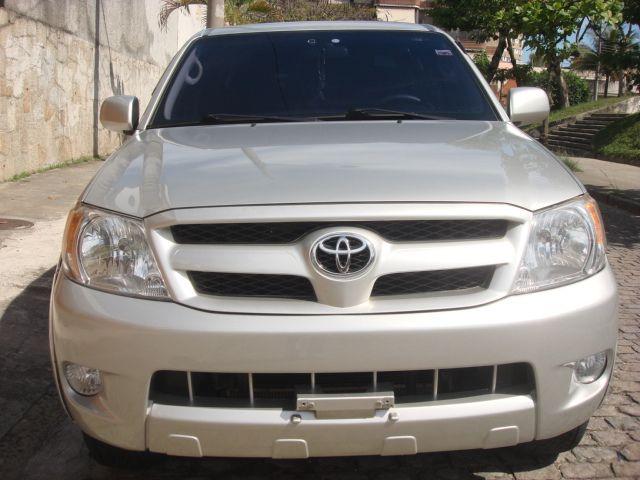 Toyota Hilux STD 4x4 2.5 (cab. dupla) - Foto #5