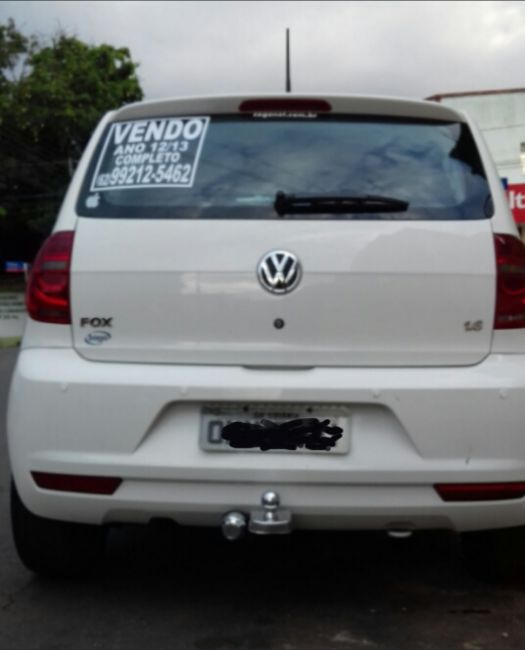 Volkswagen Fox Trendline 1.6 MSI (Flex) - Foto #2