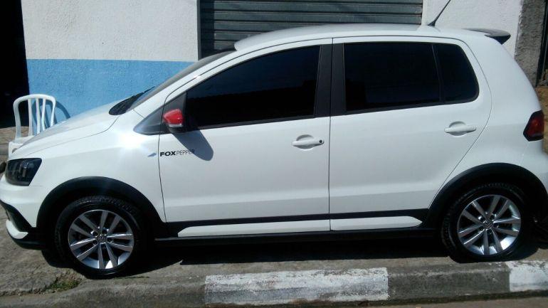 Volkswagen Fox Pepper 1.6 16v MSI (Flex) - Foto #3