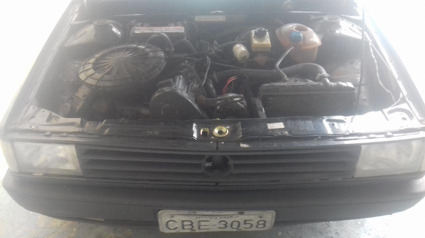 Volkswagen Gol GTS 1.8 - Foto #1