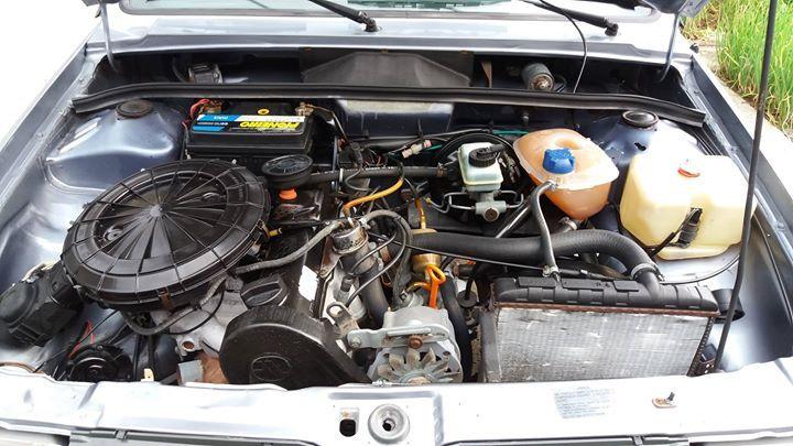 Volkswagen Gol Copa 1.6 (motor AP) - Foto #8