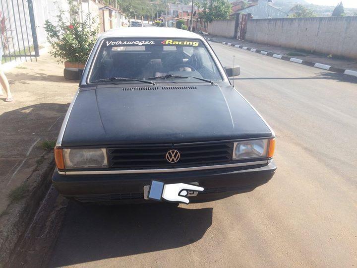 Volkswagen Parati CL 1.6 - Foto #1