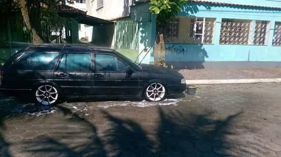 Volkswagen Santana 1.8 MI - Foto #4
