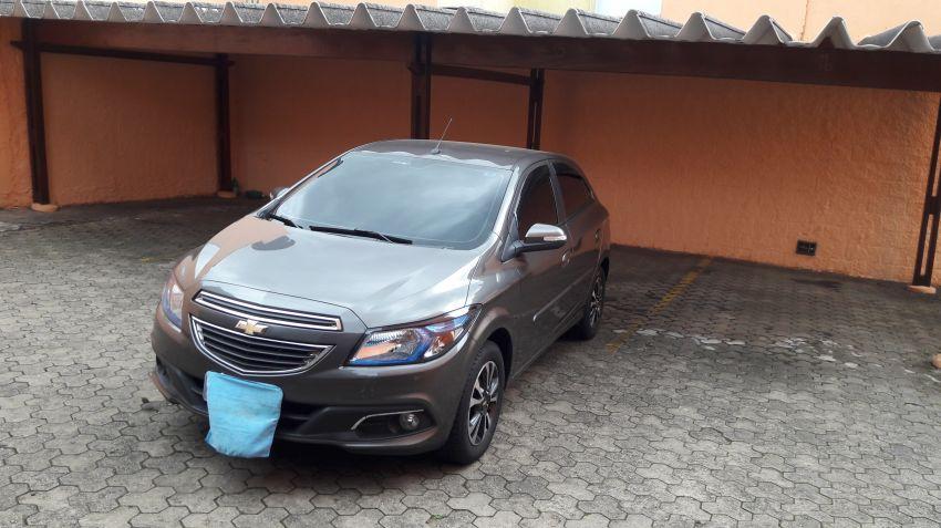 Chevrolet Onix 1.4 LTZ SPE/4 Eco - Foto #1