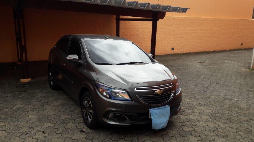 Chevrolet Onix 1.4 LTZ SPE/4 Eco - Foto #2