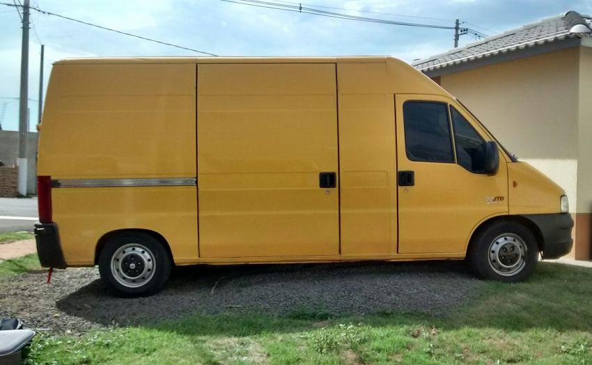 Fiat Ducato15 Furgao 2.8