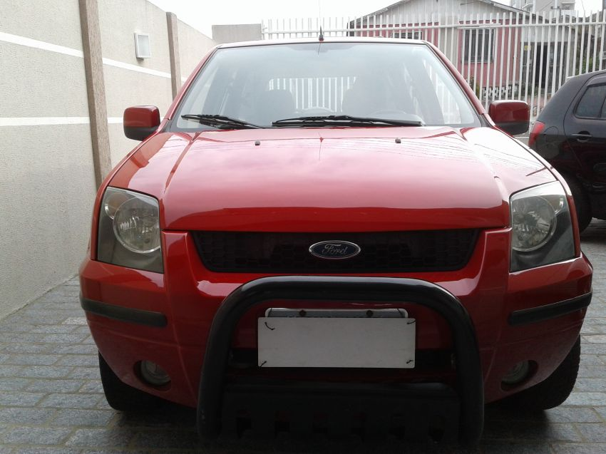 Ford Ecosport XLS 1.6 8V - Foto #7