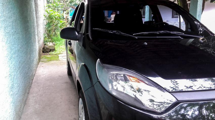 Ford Fiesta Hatch Class 1.0 MPi 4p - Foto #3
