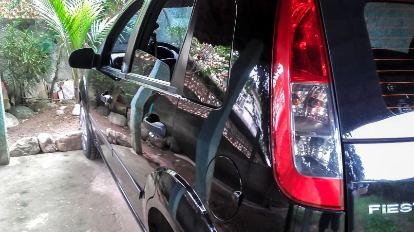Ford Fiesta Hatch Class 1.0 MPi 4p - Foto #6