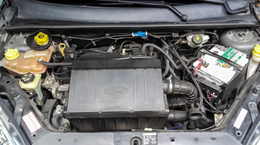 Ford Fiesta Hatch Class 1.0 MPi 4p - Foto #9