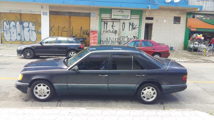 Mercedes-Benz 230 E 2.3 - Foto #5