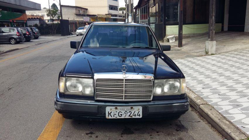 Mercedes-Benz 230 E 2.3 - Foto #8