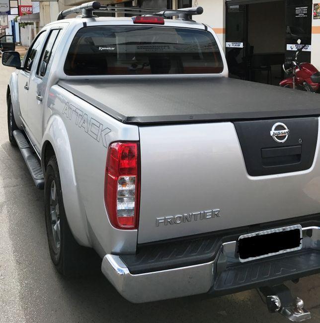 Nissan Frontier SV Attack 2.5 TD CD 4x2 - Foto #6
