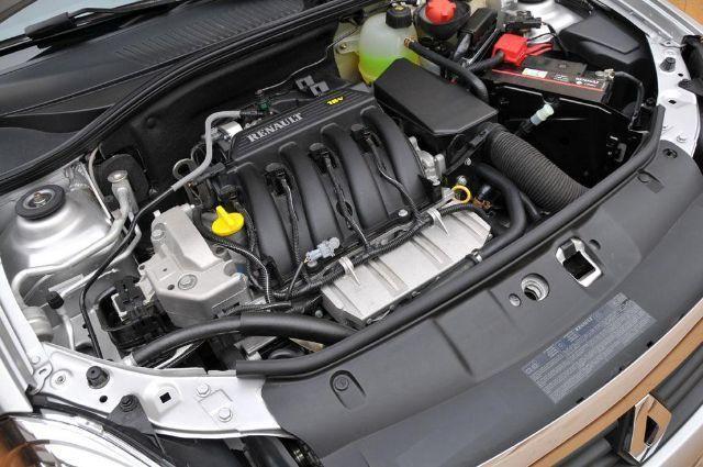 Renault Symbol 1.6 8V Expression Hi-Torque (flex) - Foto #1
