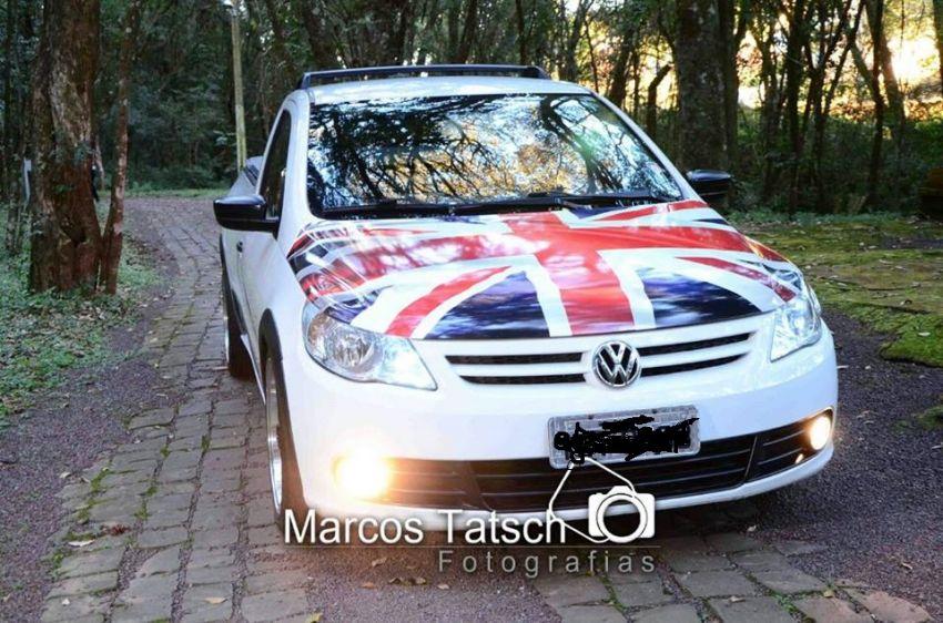 Volkswagen Saveiro 1.6 Trendline - Foto #1