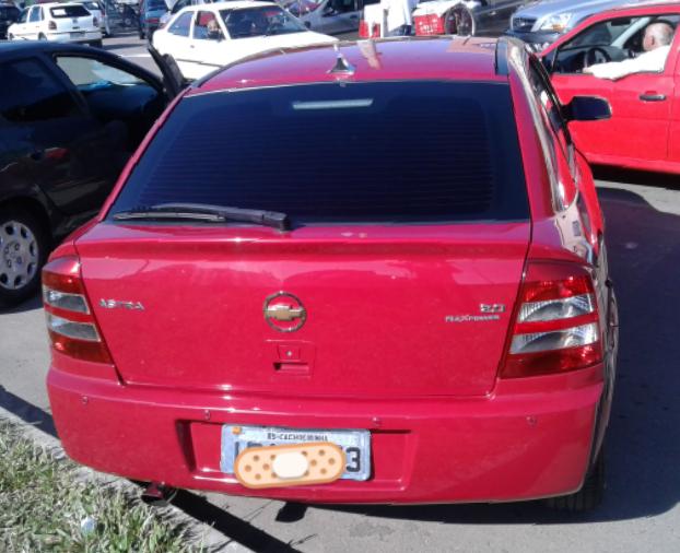 Chevrolet Astra Hatch Advantage 2.0 (Flex) 4p - Foto #2
