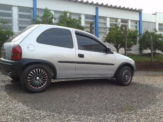 Chevrolet Corsa Hatch Wind 1.0 MPFi 2p - Foto #5