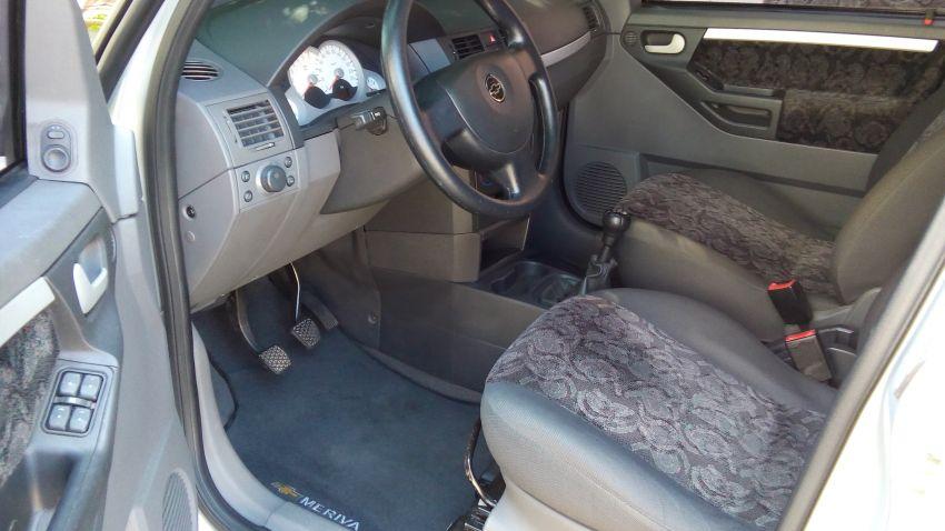 Chevrolet Meriva CD 1.8 8V - Foto #5