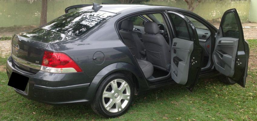Chevrolet Vectra Elegance 2.0 (Flex) (Aut) - Foto #6