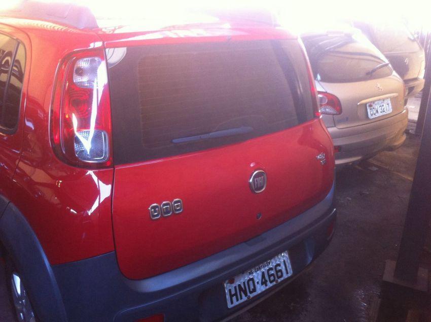 Fiat Uno Way 1.4 (Flex) 4p - Foto #4