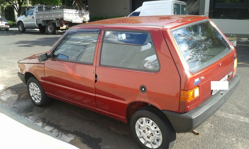 Fiat Uno Mille EX 1.0 IE - Foto #2