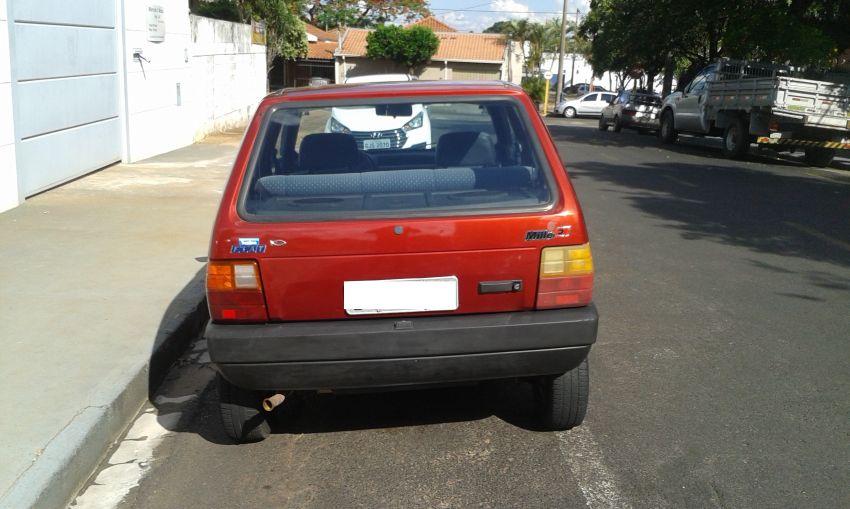 Fiat Uno Mille EX 1.0 IE - Foto #3