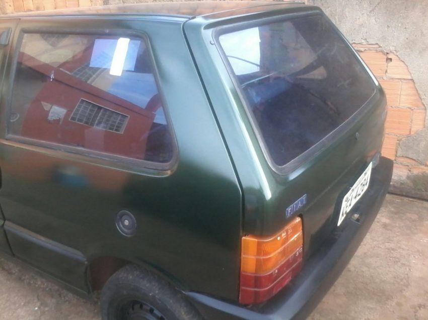 Fiat Uno Mille EX 1.0 IE 4p - Foto #1