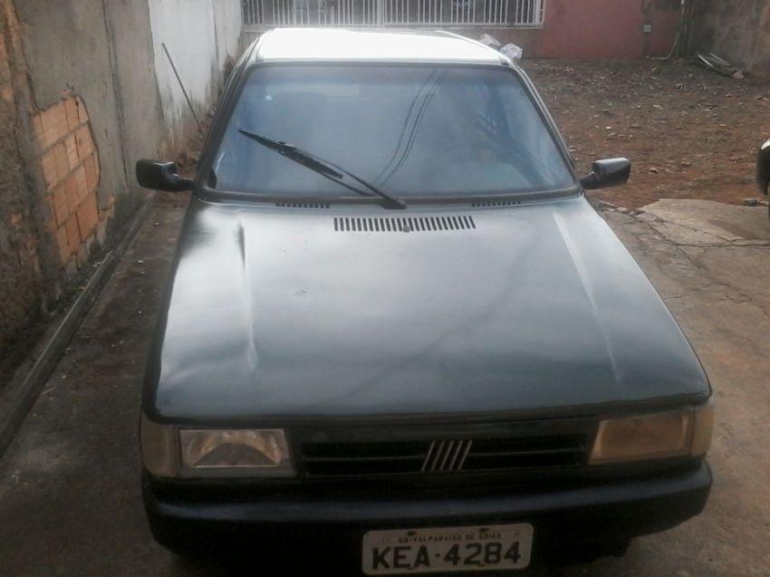 Fiat Uno Mille EX 1.0 IE 4p - Foto #2