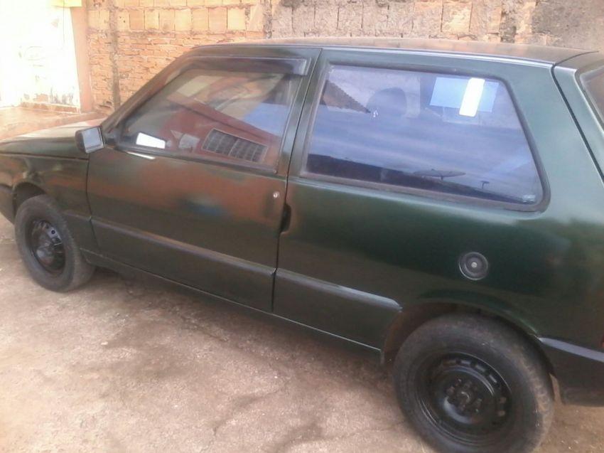 Fiat Uno Mille EX 1.0 IE 4p - Foto #3