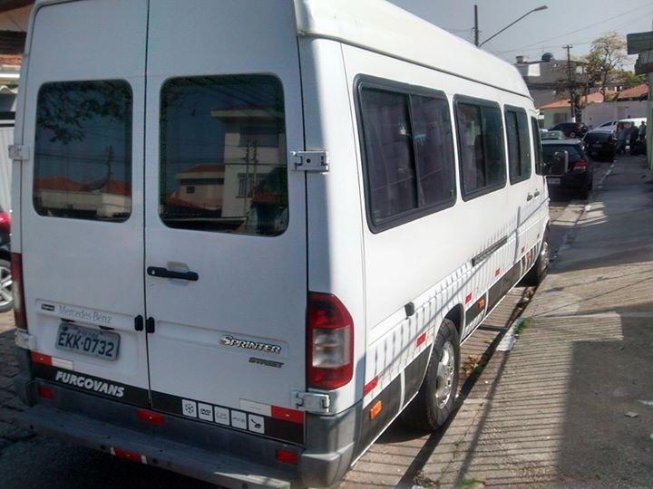 Mercedes-Benz Sprinter 2.1 CDI 311 Street Chassi Extra-Longo - Foto #8