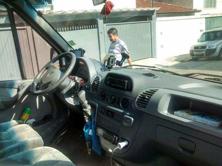 Mercedes-Benz Sprinter 2.1 CDI 311 Street Chassi Extra-Longo - Foto #9