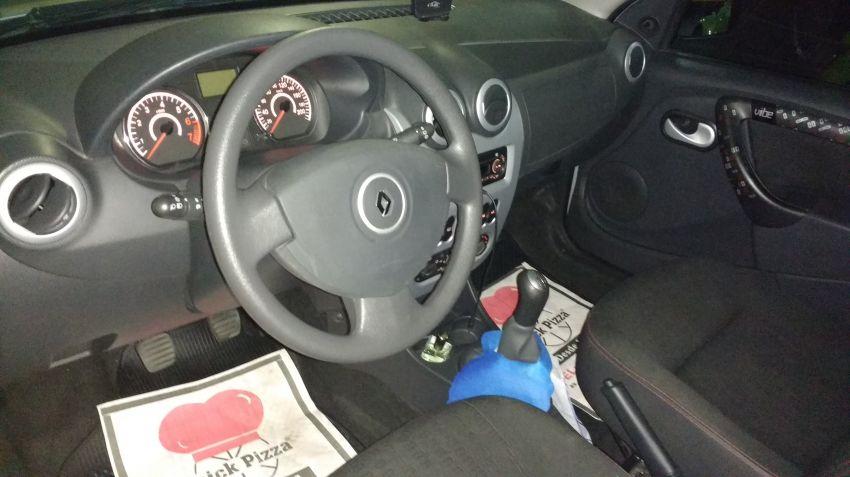 Renault Sandero Vibe 1.6 8V Hi-Torque (flex) - Foto #6