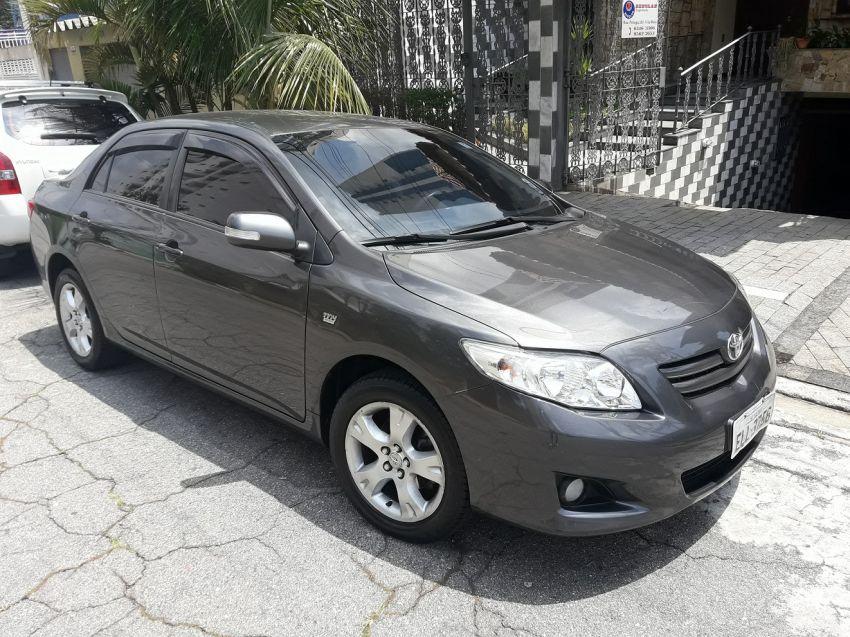 Toyota Corolla Sedan XEi 1.8 16V (nova série) (aut) - Foto #5