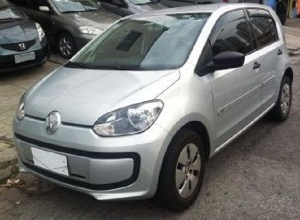 Volkswagen Up! 1.0 12v Take-Up 4p - Foto #2