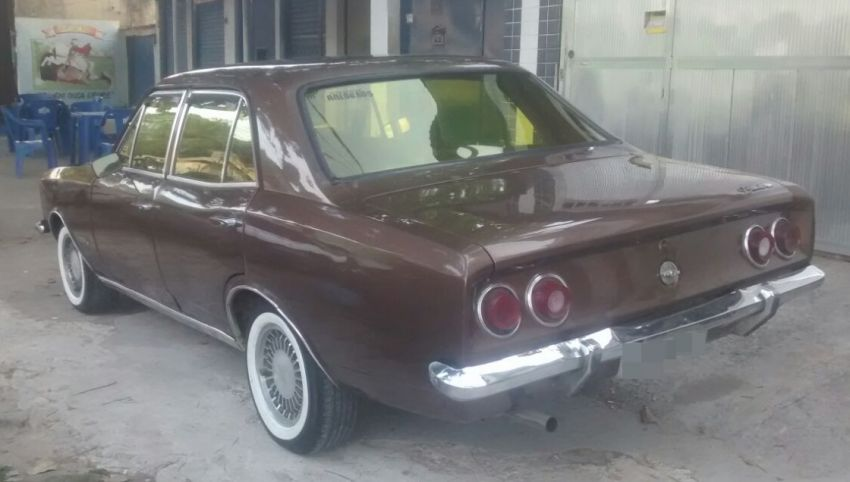 Chevrolet Opala Especial 2.5 - Foto #5