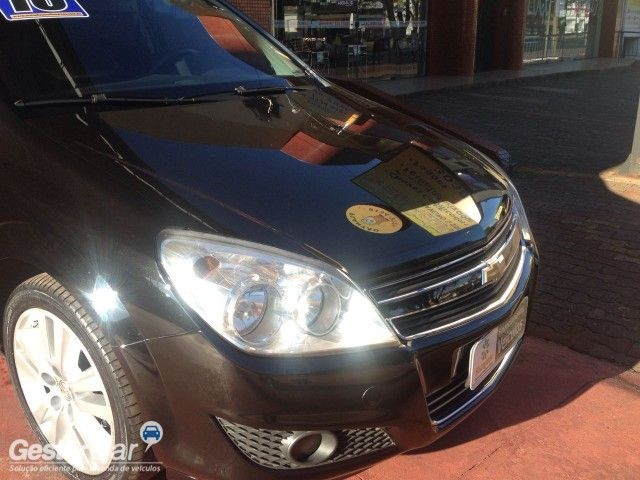 Chevrolet Vectra Elite 2.0 (Flex) (Aut) - Foto #3